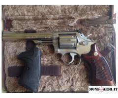 Revolver S&W dal 357 magnum mod 664