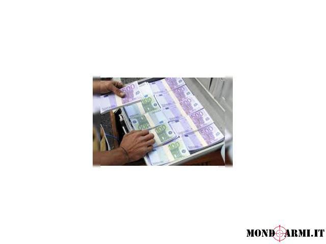 Prestito - Credito - Finanziamento - Investimento