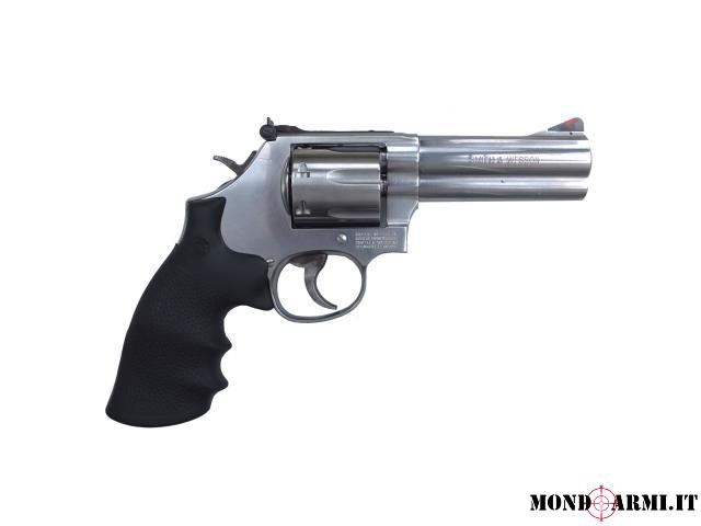 smith 6 wesson 686 plus 4