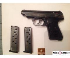 Pistola Sauer &Sohn cl 7.65