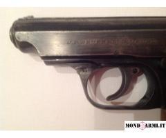 Pistola semiautomatica JPSauer&Sohn calibro 7.65