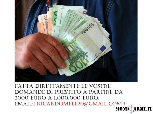 L'ASSISTENZA FINANZIARIA ALLE PERSONE IN DIFFICOLTA IN ITALIA
