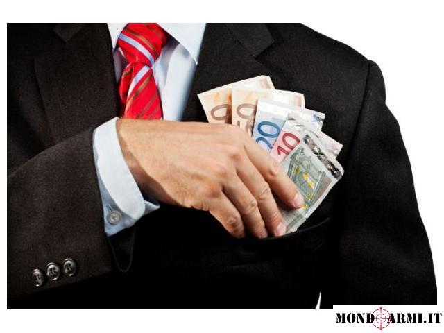 Avete bisogno di soldi? ( ricardomele20@gmail.com )