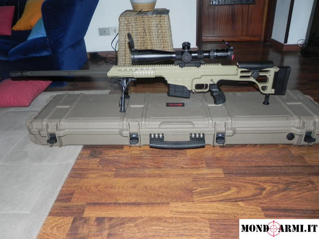 Barrett 98B .338 Lapua Magnum