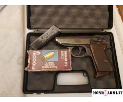 Walther | Carl Ppk  .32 ACP  |  7.65x17mm Browning SR