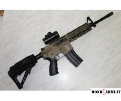Fucile softair G&G M4 RAIDER L DST Blow Back (scarrellante)