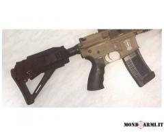Fucile softair G&G M4 RAIDER L DST Blow Back (scarrellante)