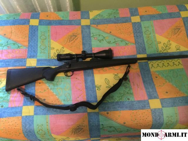 Vendo remington modello 700