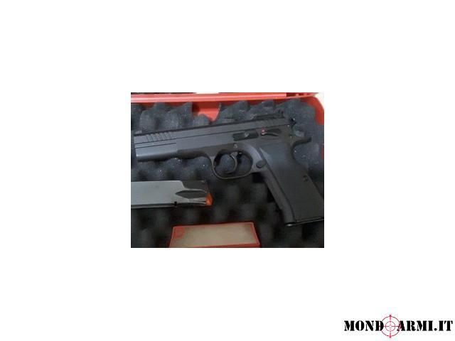 Tanfoglio P21L 9x21mm IMI