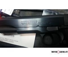 Colt governmant serie 80 calibro 45ACP