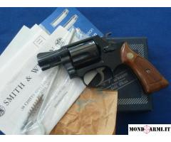 Smith & Wesson mod. 37 Airweight cal. .38 Special