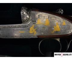 Doppietta da tiro St. Vincent esemplare unico per incisioni