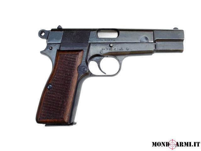 Browning hp35 con waffenamt