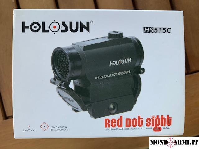 Red Dot Holosun HS515C