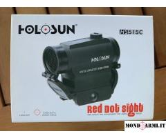 Red Dot Holosun HS515C