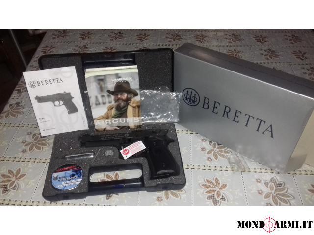 Armi Dallera Custom UMAREX BERETTA 92 FS 4,5 /.177/ 7,5 JOULE 4.5/.177