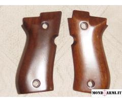 guancette pistola beretta vari esemplari