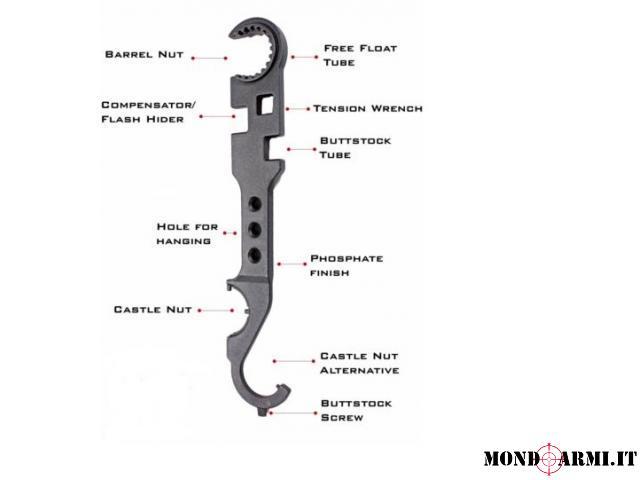 tool M4 M16 Ar15