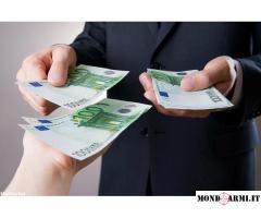Servizi finanziari (2.000 euro a 950.000 euro)