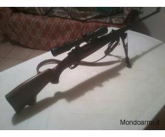 Carabina Wooere 30.06 + Ottica Swarovski 1,6x6x42
